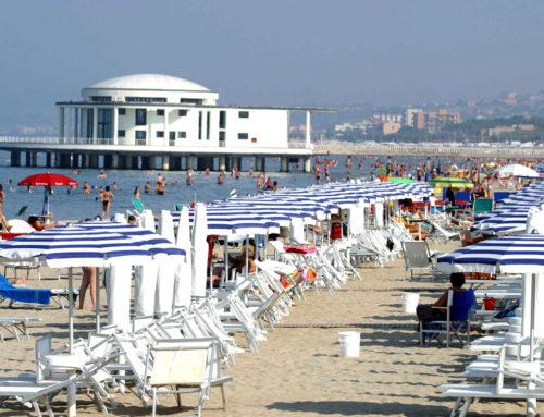 Senigallia spiaggia di Velluto