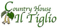 Il Tiglio Country House – bed & berakfast camere ristorante Fabriano – Jesi – Ancona – Marche Logo